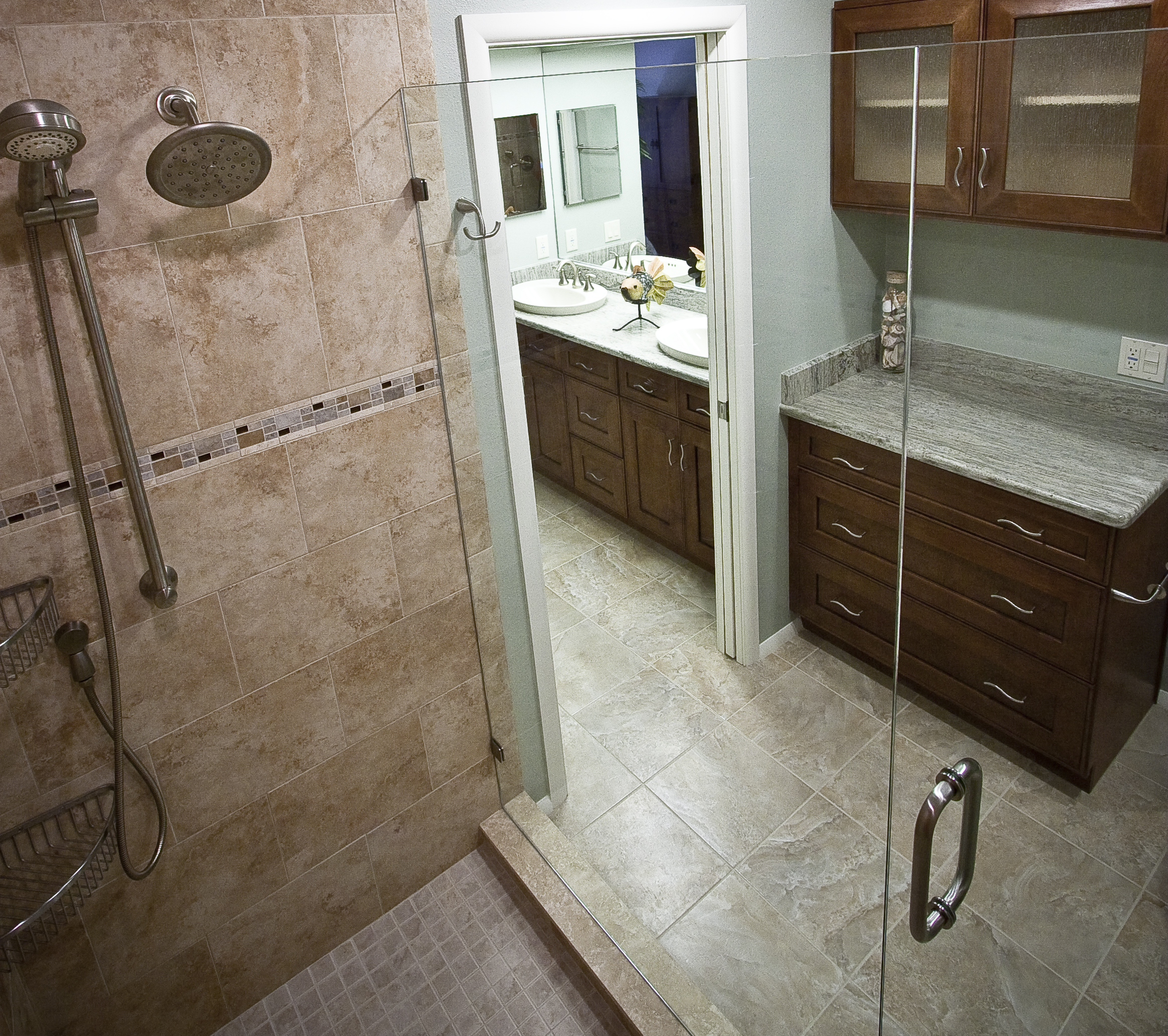 Tampa Bay Bathroom Remodeling: New Charter Bay Home Builders Testimonial...