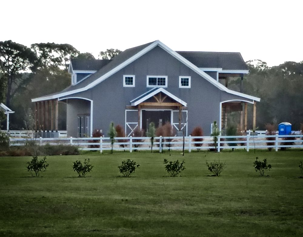 Custom built 6000 sq ft equestrian barn custom home for Custom built barn homes