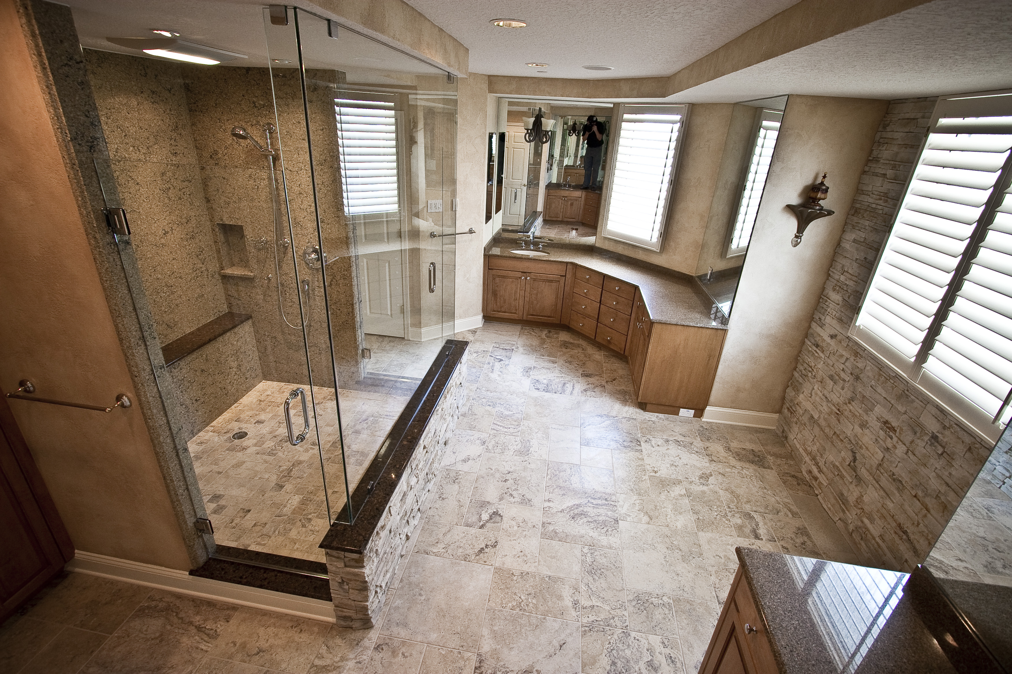 St Petersburg Bathroom Remodel | Custom Home Building ...